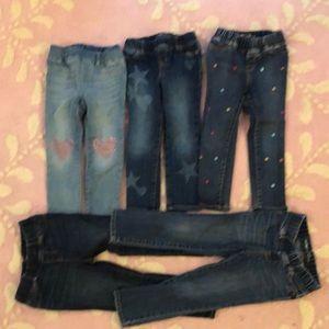 Toddler Girl's GAP Jeans